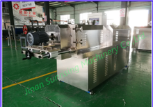 CY 250kg/h extruded breakfast cereals processing line