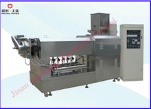 CYS-100 single screw snacks food extruder machine