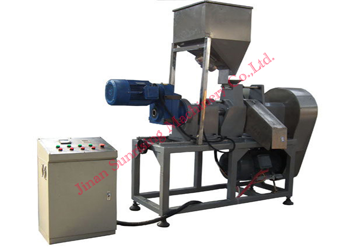 Fried Kurkure Machines processing plant