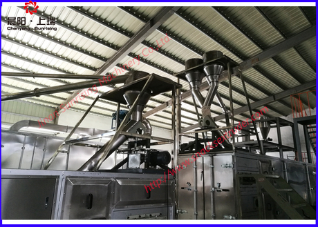 nutrition rice extruder making machine in Harbin